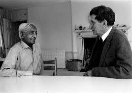 Krishnamurti and Bohm
